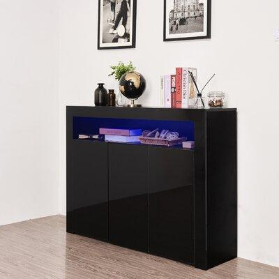 Ivy Bronx Living Room Sideboard Storage, Wayfair Dining Room Storage Cabinets