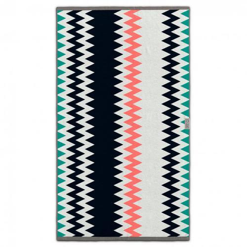 LEUS - XL Beach ECO Towel - Badehandtuch Gr 178 x 102 cm blau