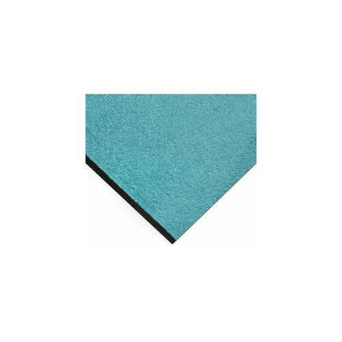 Fußmatte Monochrom | BxL 200 x 300 cm | Türkis | Certeo Bodenmatte Bodenmatten