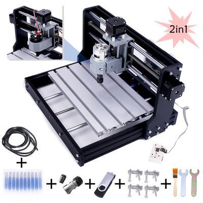 CNC 3018 Pro Routeur Sculpture L...
