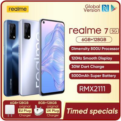 Realme 7 5G Dimensity 800U 6/8 G...