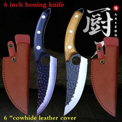 Couteau à désosser japonais forg...