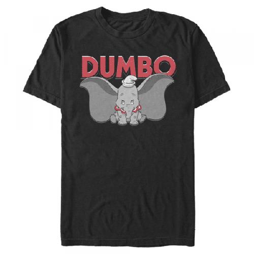 Dumbo is Dumbo - Disney - Männer T-Shirt