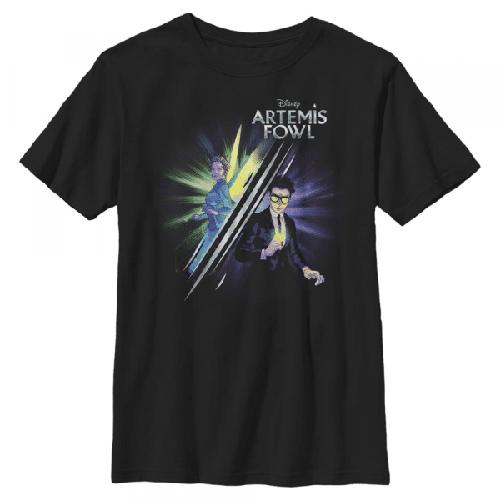Artemis Holly Split Gruppe - Disney Artemis Fowl - Kinder T-Shirt