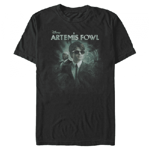 Smart Artemis - Disney Artemis Fowl - Männer T-Shirt