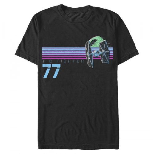 Fighter Club TIE Fighter - Star Wars - Männer T-Shirt