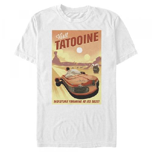 Moisture Farming Gruppe - Star Wars - Männer T-Shirt