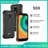 DOOGEE – Smartphone S59, télépho...