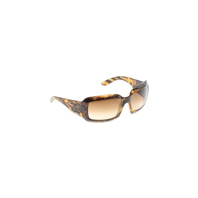 Chanel Sunglasses: Brown Accesso...