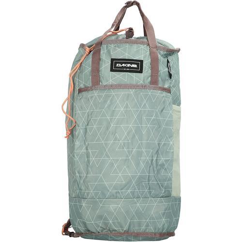 Packable Backpack Faltbarer Rucksack 46 cm Dakine rumpl