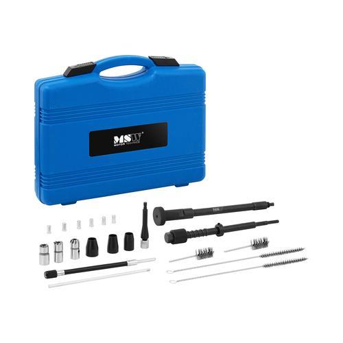 MSW Injektor Fräser Set- 21-teilig MSW-EGN-11