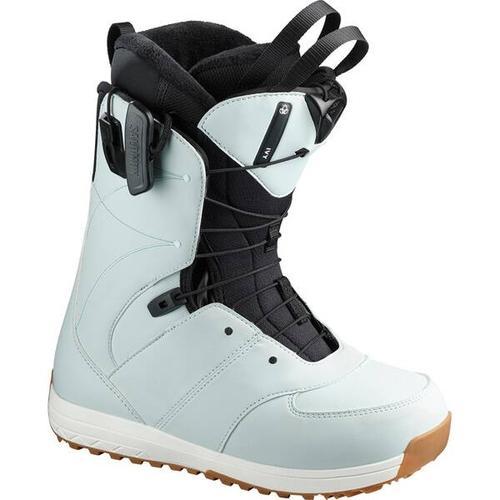 SALOMON Damen Snowboard-Schuhe IVY Sterling B/Sterling B, Größe 25 ½ in Sterling Blue/Sterling Blue/White