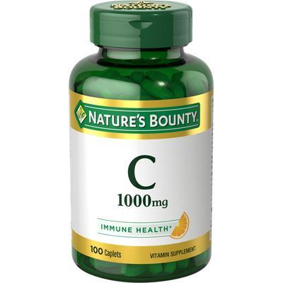 Nature's Bounty Nature's Bounty Vitamin C 1000MG-100 Tablets