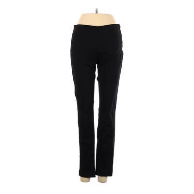 Saks Fifth Avenue Casual Pants - Low Rise: Black Bottoms - Size 2