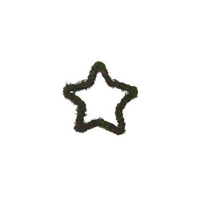 Deco Home & Garden - Moss Star - Estrella Musgo - S