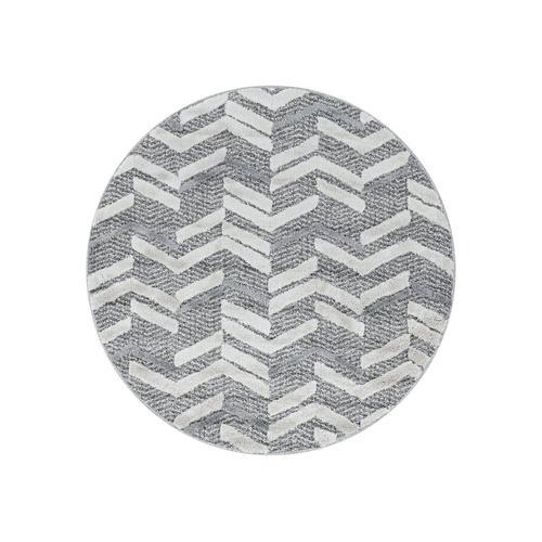 Teppich »PISA 4705«, Ayyildiz, rund, Höhe 20 mm
