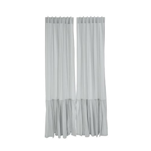 Vorhang-Set, 2-tlg. IMPRESSIONEN living grau