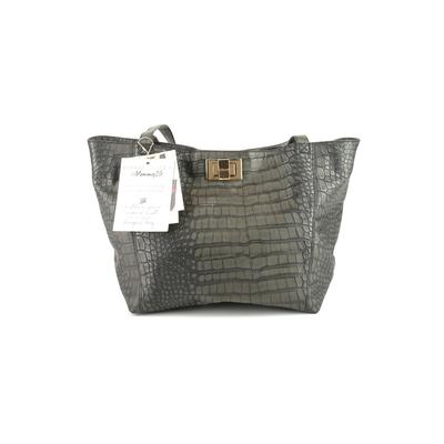 Rosie Pope Diaper Bag: Gray Solid Bags Maternity
