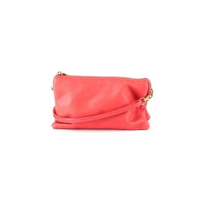Unbranded - Crossbody Bag: Red Solid Bags
