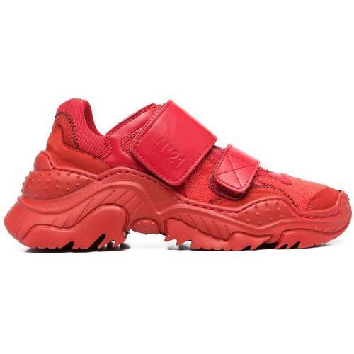 N°21 Billy Sneakers mit Klettverschluss
