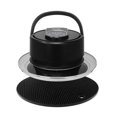 Kalorik Digital Universal Air fryer Lid, Black by Kalorik in Black