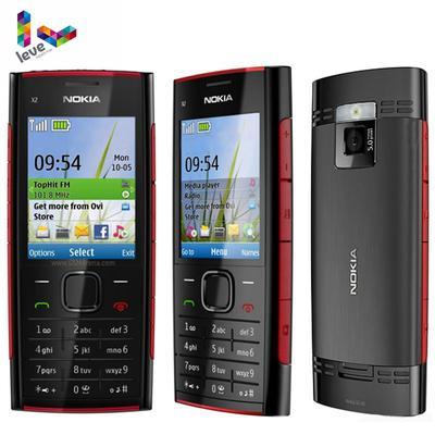 Débloqué Utilisé Nokia X2-00 Tél...