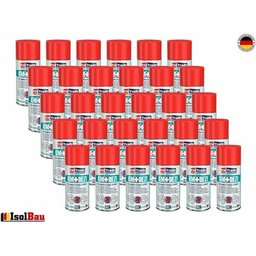 Desinfektionsmittel KM-DEZI 30 x 150ml Spray Hautdesinfektion Handdesinfektion