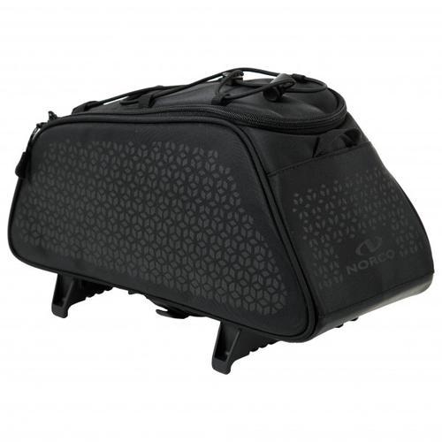 Norco Bags - Dunfort Gepäckträgertasche Topklip - Gepäckträgertasche Gr 7 l schwarz