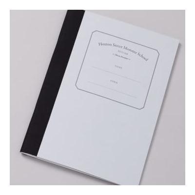 Hoxton Monster Supplies Store - Hoxton Street Monster School Notebook