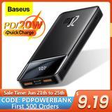 Baseus – chargeur Portable 20000...