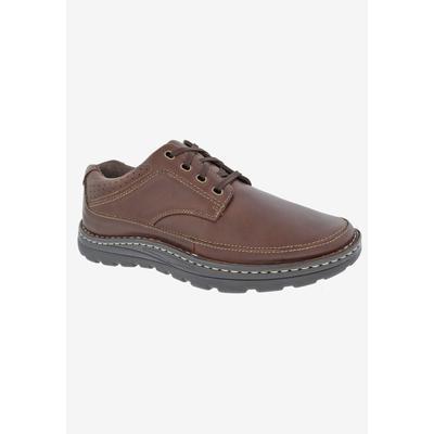 TOLEDO II Casual Shoes by Drew in Brandy Leather (Size 11 EEEE)