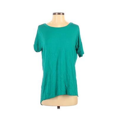 Casual Land Short Sleeve Top Blu...