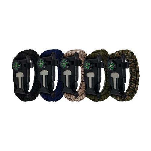 Survival-Armband: 2/ Grün