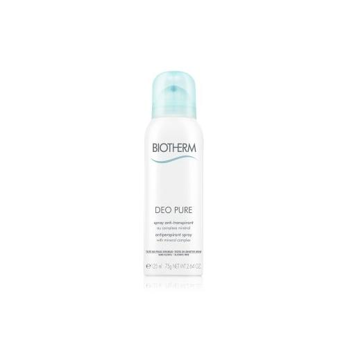 Biotherm Deo Pure Deodorant Spray 125 ml