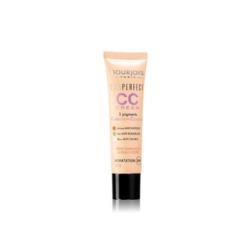 BOURJOIS 123 Perfect CC Cream 30 ml Nr. 31 - Ivory