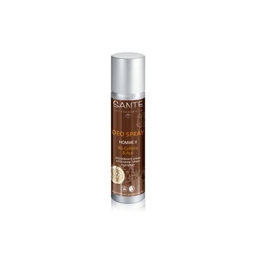 Sante Bio-Caffeine & Acai Deodorant Spray 100 ml