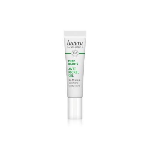 lavera Pure Beauty Anti-Pickel Gel Gesichtsgel 15 ml