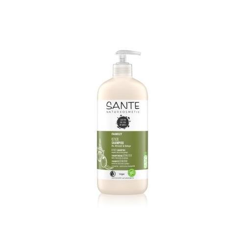 Sante Bio-Olivenöl & Ginkgo Family Repair Shampoo Haarshampoo 500 ml