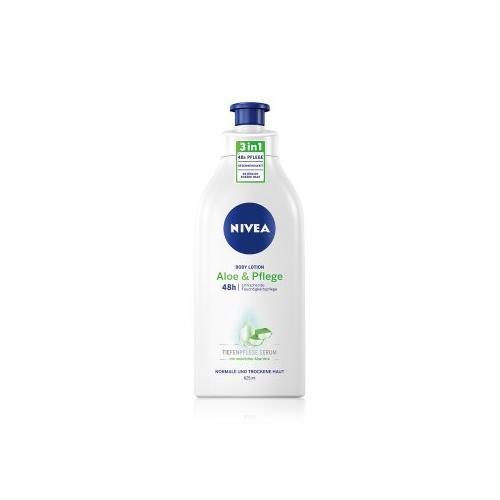 NIVEA 48h Pflege Aloe & Pflege Bodylotion 625 ml