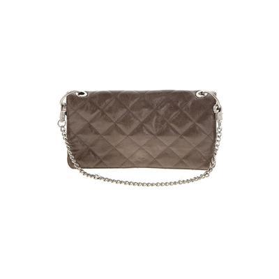 Hobo Bag International Shoulder Bag: Gray Solid Bags