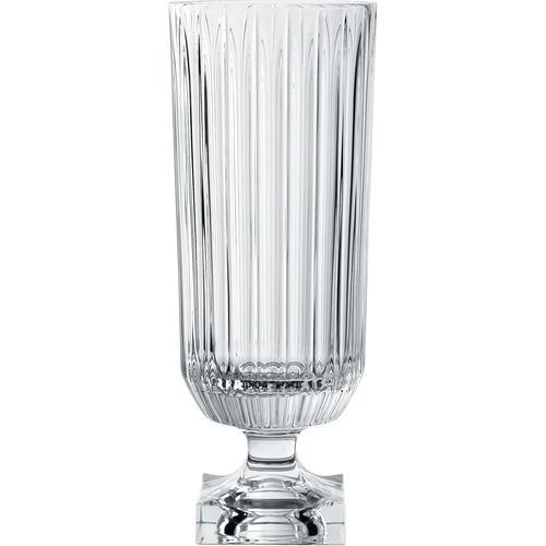 Nachtmann Dekovase Minerva, Kristallglas farblos Blumenvasen Pflanzgefäße Wohnaccessoires