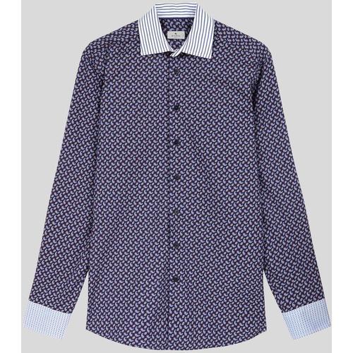 Etro Dreistoff-hemd