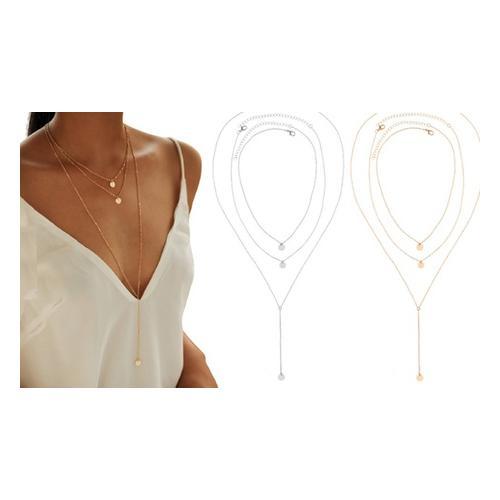 Halskette: Gold