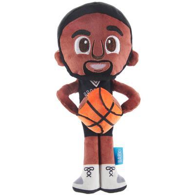 """BARK Kevin Durant Brooklyn Nets Dog Toy"""