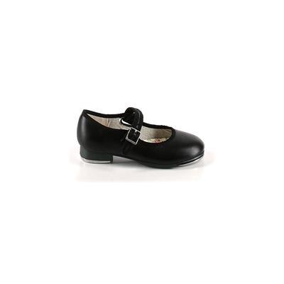 Capezio Dance Shoes: Black Solid Shoes - Size 11 1/2