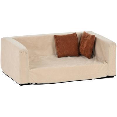 SILVIO design Tiersofa Buddy, BxLxH: 70x42x25 cm, sandfarben beige Hundebetten -decken Hund Tierbedarf