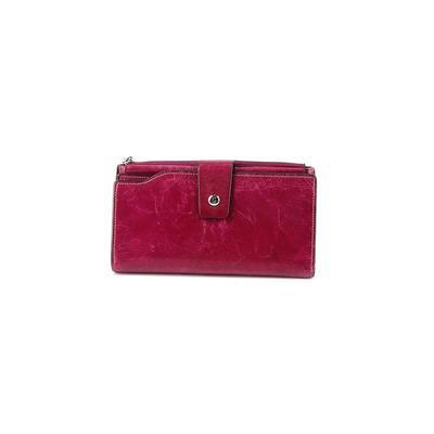 Assorted Brands - Assorted Brands Wallet: Purple Solid Bags