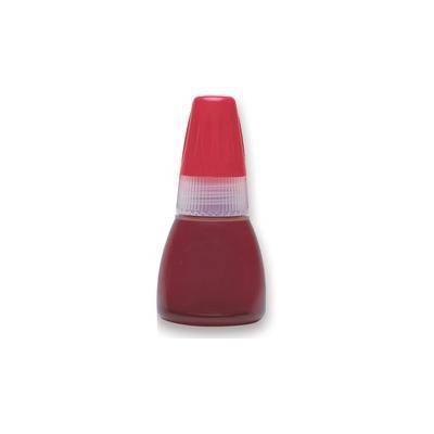 Xstamper 10 ml Bottle Refill Inks - 1 Each - Red Ink - 0.34 fl oz - Red - XST22111