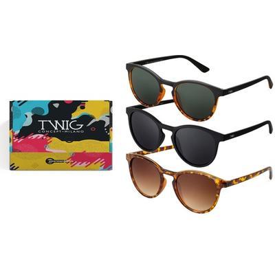 Lot de 3 paires de lunettes de soleil Pasteur TWIG