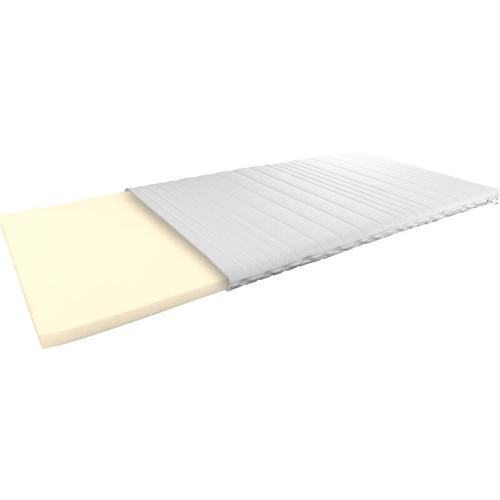 Basic Visco-Topper | 150x200 cm | 6 cm Höhe | Visco-Topper 150 x 200 | Memoryschaum Topper |